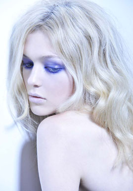 beauty and make up by fashion photographer uk james nader