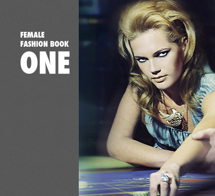 Fashion Book 2 Fashion Photographer Uk -© James Nader